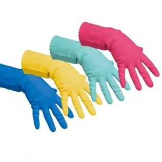 Vileda Professional Rękawice Multi Purpose niebieskie
