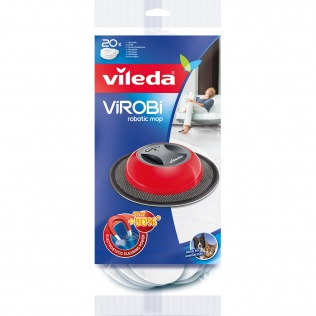 VILEDA Virobi wkład do mopa - 20 sztuk