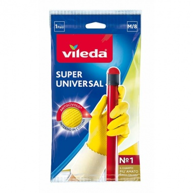 VILEDA Rękawice Super Grip M