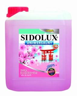 SIDOLUX płyn do mycia podłóg: kwiat japońskiej wiśni 5l