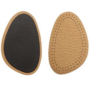 SECO Półwkładki do butów z naturalnej skóry owczej r. 37/38