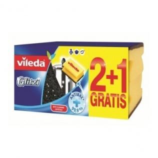 VILEDA Zmywak Glitzi 2+1 Gratis